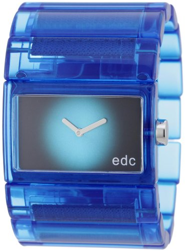 edc Ladies Wristwatch Jazzy Crossover - Cool Turquoise A.EE900202005