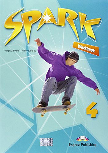 Spark 4 Workbook Pack (Spain)