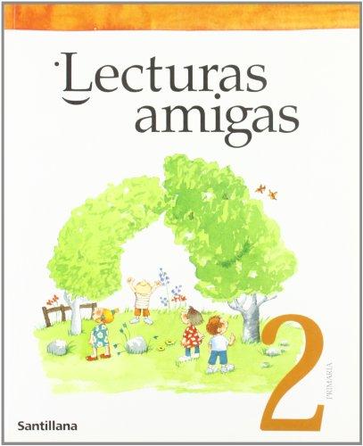Lecturas amigas, 2 Educación PriMaría