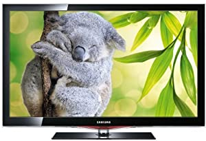 Samsung LE37C650 37-inch Widescreen Full HD 1080p 100Hz Motion Plus Allshare Internet LCD TV with Freeview HD