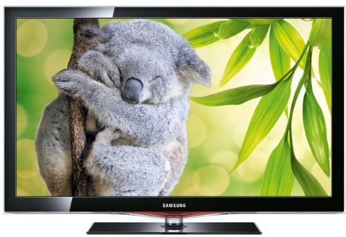 Samsung LE40C650 40-inch Widescreen Full HD 1080p 100Hz Motion Plus Allshare Internet LCD TV with Freeview HD