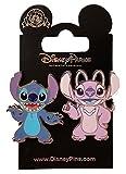 Disney Pin - Stitch and Angel