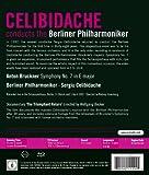 Image de Celibidache conducts Bruckner: Symphony No. 7 [Blu-ray]