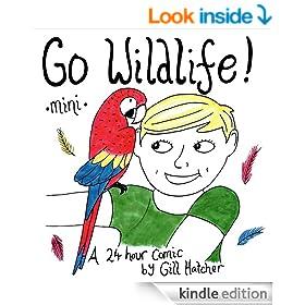 Go Wildlife Mini! (Go Wildlife! Book 2)
