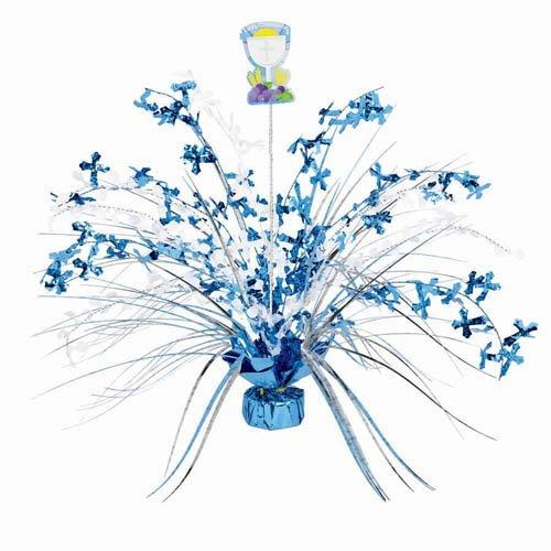 Spray Centerpiece Communion Blue