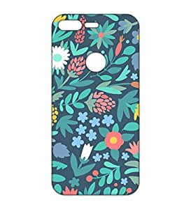 Happoz Google Pixel Cases Back Cover Mobile Pouches Patterns Floral Flowers Hard Plastic Graphic Armour Fancy Slim Graffiti Imported Cute Colurful Stylish Boys Premium Printed Designer Cartoon Girl 3D Funky Shell Z067