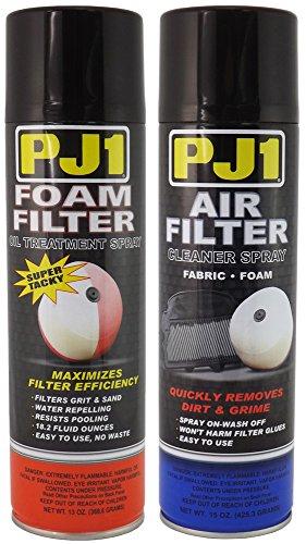 PJ1 15-202 Foam Filter Care Kit (Aerosol), 28 oz (Foam Filter Cleaner Oil compare prices)