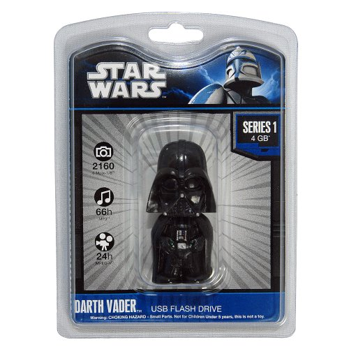 Nintendo Darth Vader 2 Gig USB Flash Drive