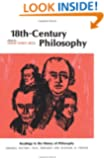 Eighteenth-Century Philosophy (Readings in the History of Philosophy)