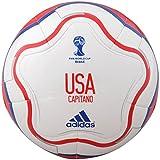 adidas Soccer Training Ball: adidas OLP 14 Capitano USA Ball 5