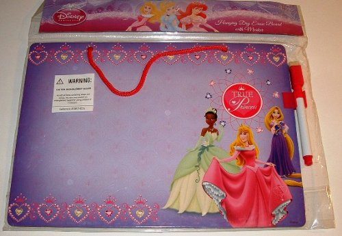 Disney Princesses True Princess Dry Erase Message Board