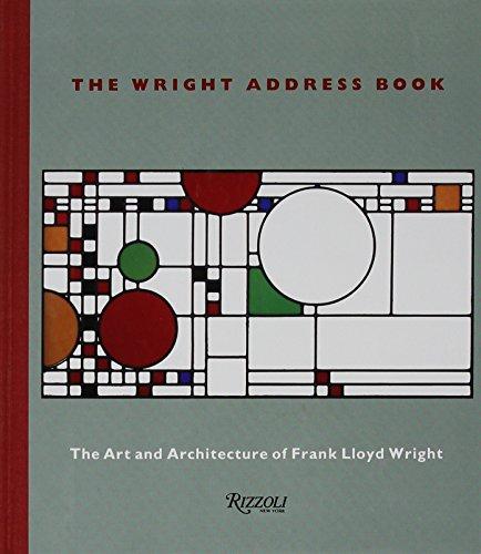 WRIGHT ADDRESS BOOK