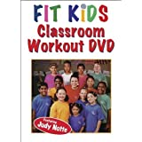 Fit kids classroom workout DVD