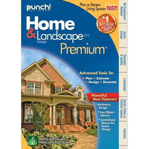 Base Of Free Software: Punch! Home & Landscape Design