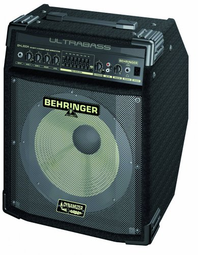 Behringer BXL900A Ultrabass 90W 2 Channel Bass Amplifier