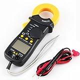 unihandbag DC Volt Meter BM822A Professional Quality Digital Compact LCD MultiTester AC