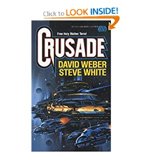 Crusade David Weber, Steve White