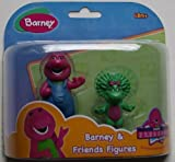 Barney & Friends Figures, Barney and Baby Bop