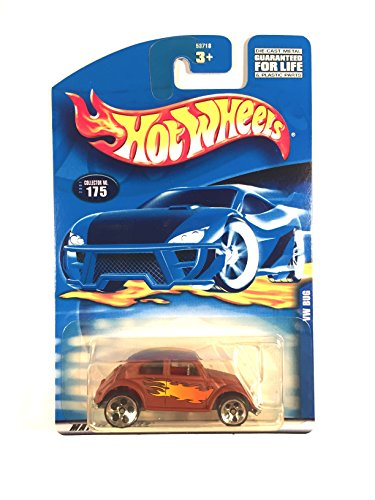 Volkswagen Bug Hot Wheels (Collector No. 175) 1:64 Scale - 1