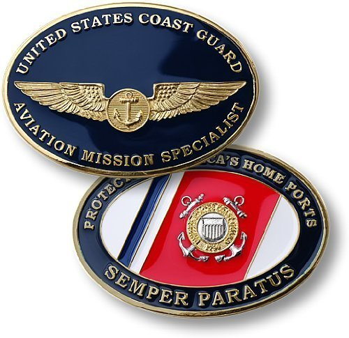 Coast Guard Aviation Mission Specialist