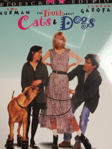 Truth About Cats & Dogs [Laser Disc] [Import]