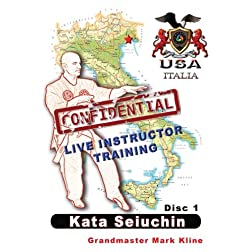 Confidential Live Training - Kata Seiuchin Disc 1