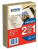 Epson C13S042167 Premium glossy photo paper inkjet 255g/m2...