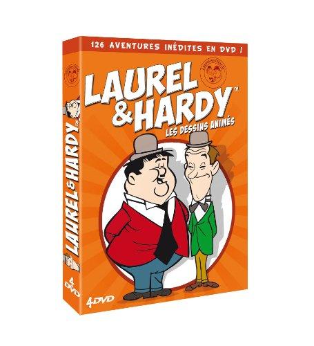 Coffret Laurel et Hardy dessins animes [Edizione: Francia]
