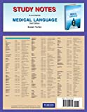 img - for Study Notes for Medical Language book / textbook / text book
