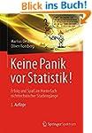 Keine Panik vor Statistik!: Erfolg un...