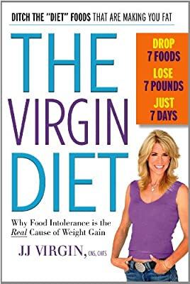 The Virgin Diet Drop 7 Foods Lose 7 Pounds Just 7 Days by Harlequin