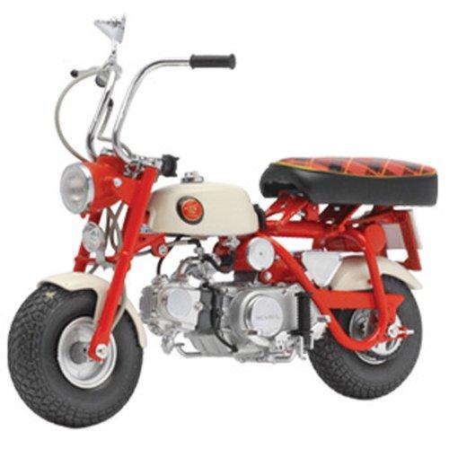 EBBRO 1/10 ホンダ モンキー Z50M 1967 レッド/ホワイト