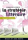 echange, troc Fernand Divoire, Francesco Viriat - Introduction à l'étude de la stratégie littéraire