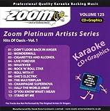 Karaoke Cdg Oasis Vol 1