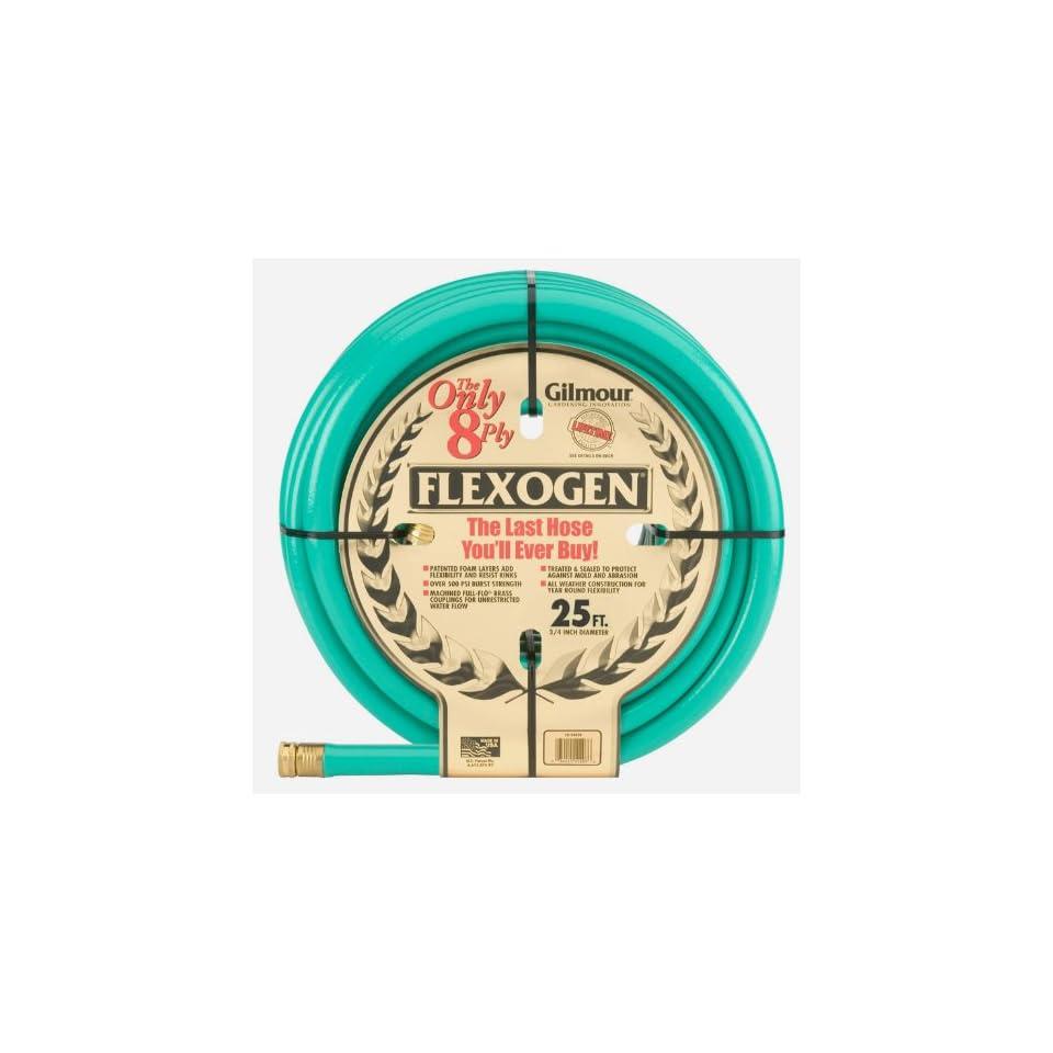 Gilmour Flexogen 3/4in x 25ft Garden Hose