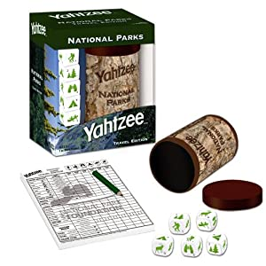 Yahtzee games: National Parks edition!