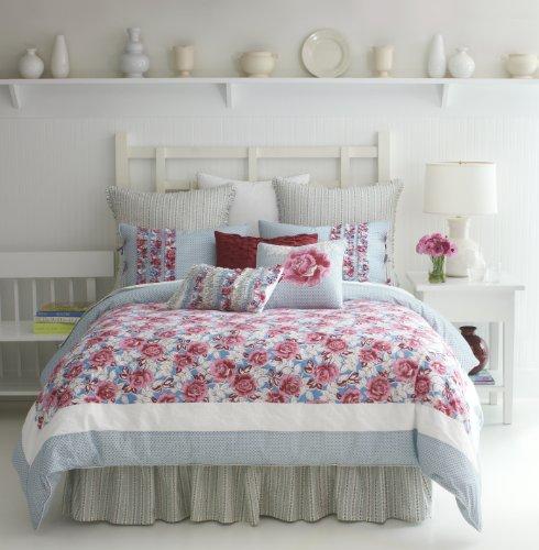 Modern Living Abigail Comforter Set, Queen front-894657