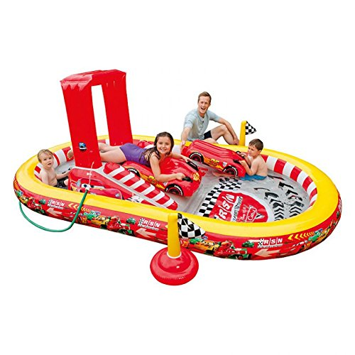 Intex Blast Zone Water Park Slide Car.