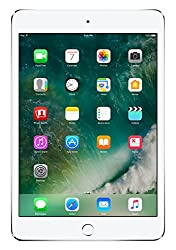Apple iPad mini 4 Tablet( 7.9 inch, 32GB, Wi-Fi + Cellular), Silver