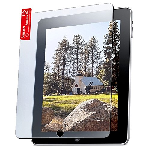 Premium Crystal Clear Screen Protector for Apple iPad from MiniSuit