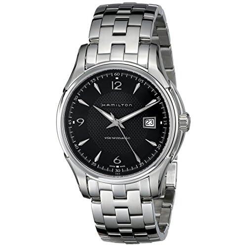 [ハミルトン]HAMILTON 腕時計 AMERICAN CLASSIC JAZZMASTER VIEWMATIC H32515135 メンズ [正規輸入品]