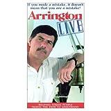 echange, troc Arrington Live [VHS] [Import USA]