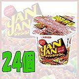 JANJAN ソース焼そば 2ケース 24個