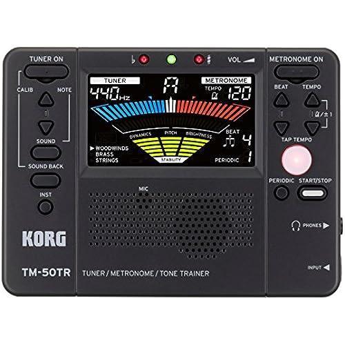 KORG 관현악기 트레이너/튜너/메트로놈 TM-50T-