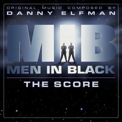 Danny Elfman - Men in Black The Album - Zortam Music