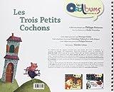 Image de Les trois petits cochons (+ CD audio)