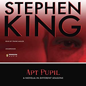 Apt Pupil Audiobook
