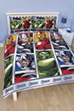 Disney Marvel Avengers Team Double Rotary Duvet Set