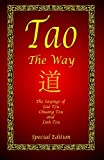 img - for Tao - The Way - Special Edition: The Sayings of Lao Tzu, Chuang Tzu and Lieh Tzu by Lao Tzu (6-Jul-2011) Paperback book / textbook / text book