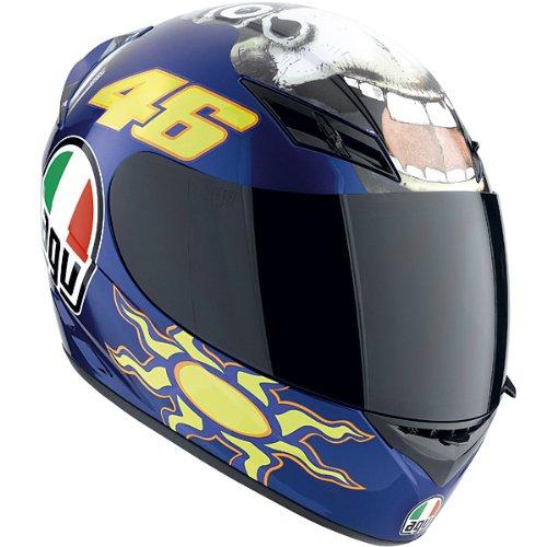 AGV エージーブイ K3 Donkey Helmet ヘルメット ブルー L(59~60cm)